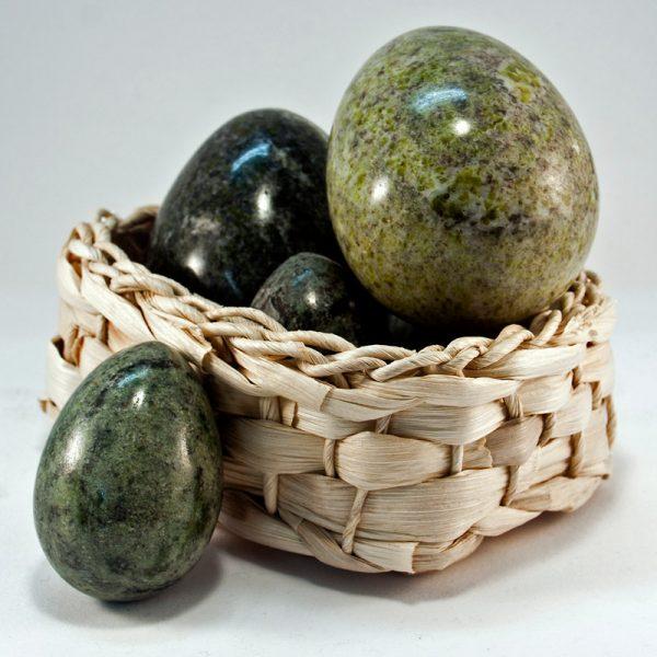 Connemara Marble Eggs