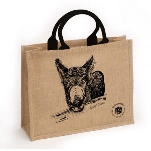 M'asal Beag Dubh   Eco Friendly, Jute Shopping Bag