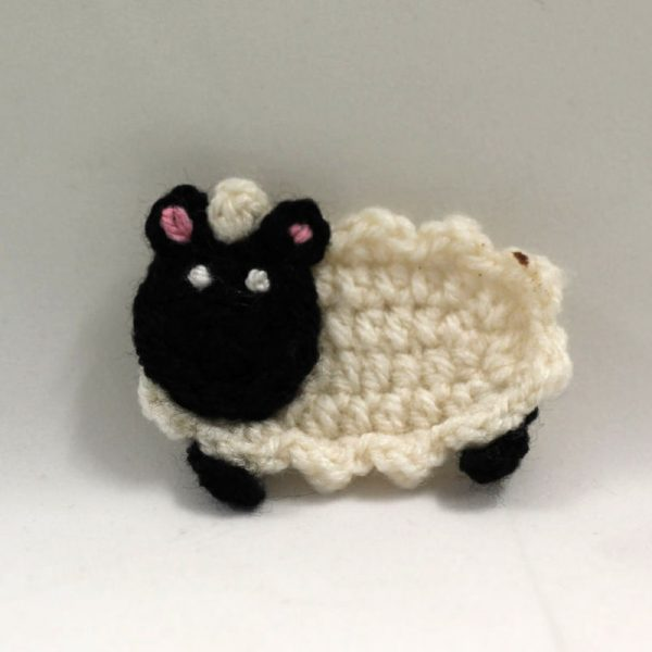 Connemara Sheep Fridge Magnet
