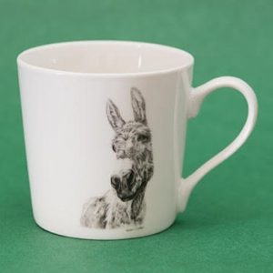 Bobby | 10 Ounce Fine Bone China Mug