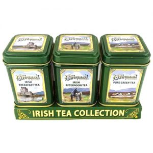 Connemara Kitchen Tea- Set of 3 Mini Tea Tins