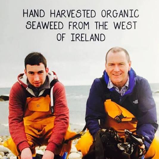 Hand Harvested Organic Seaweed