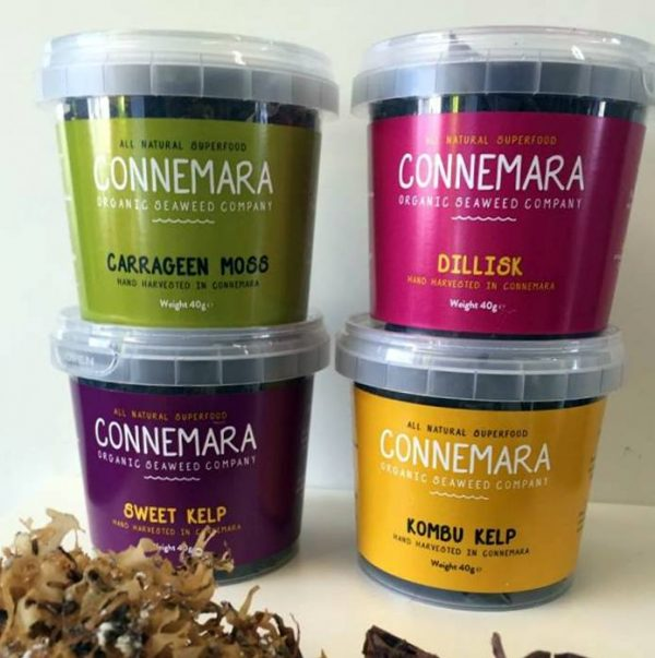 Carrageen Moss – Organic Seaweed