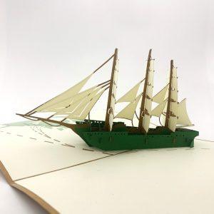 The Minnehaha-Clipper Ship