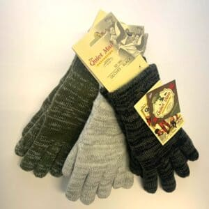 The Quite Man Collection Gloves