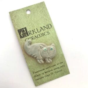 Arkland Ceramics Cat