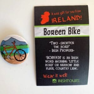 Boreen Bike - Badge