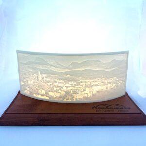 Clifden Town Tealight Shade