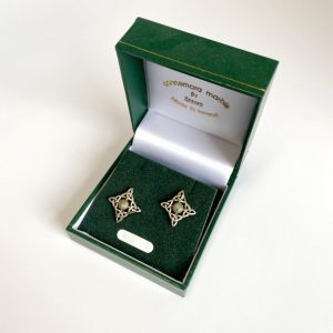Connemara_Marble_Celtic_Earrings