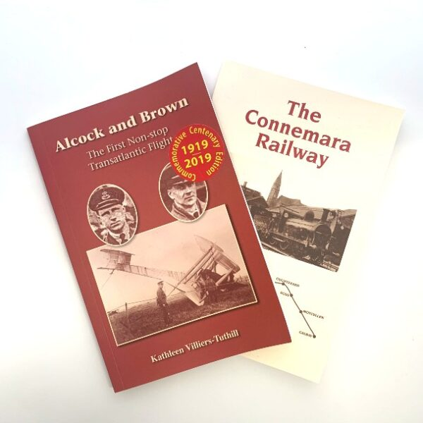The Connemara Railway & Alcock and Brown