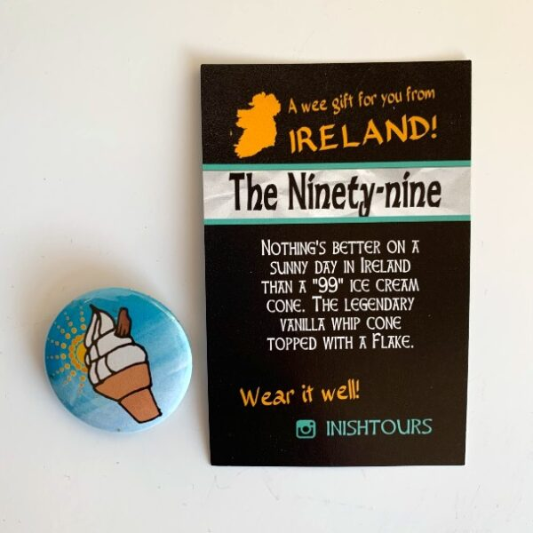 The Ninty - Nine Badge